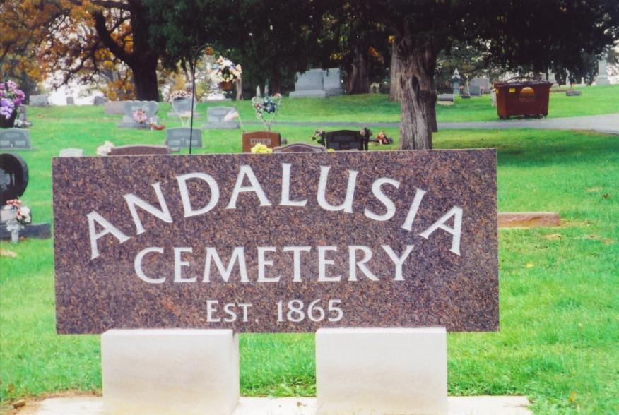 Andalusia Cemetery