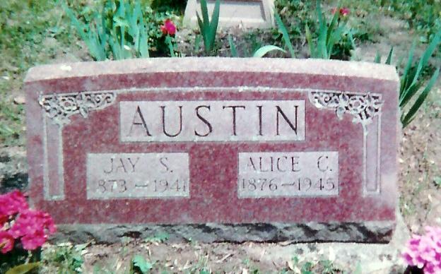 Alice Carrie <i>Fenner</i> Austin