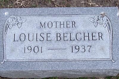 Elizabeth Louise <i>Henderickson</i> Belcher