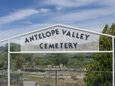 Antelope Valley Cemetery