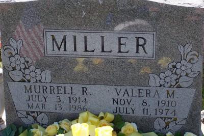 Murell R Miller