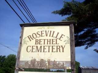 Roseville Bethel Cemetery