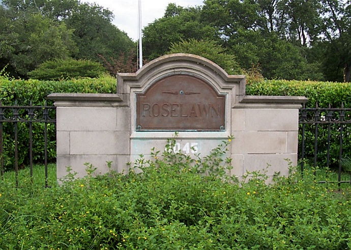Roselawn Memorial Park and Mausoleum