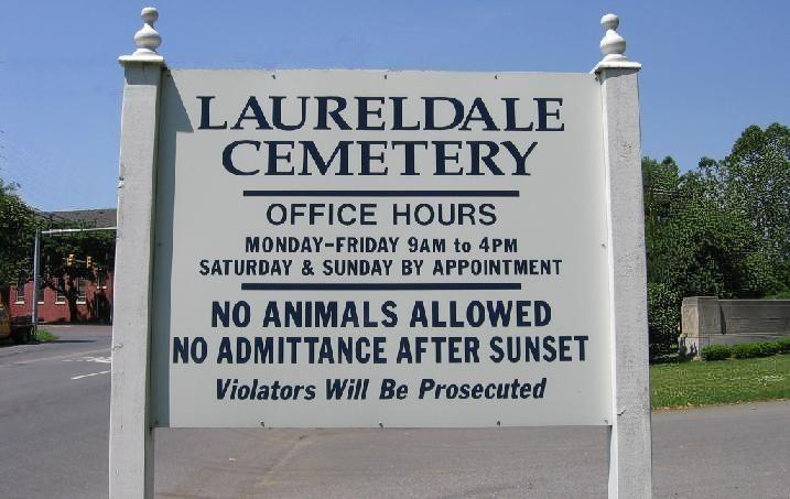 Laureldale Cemetery