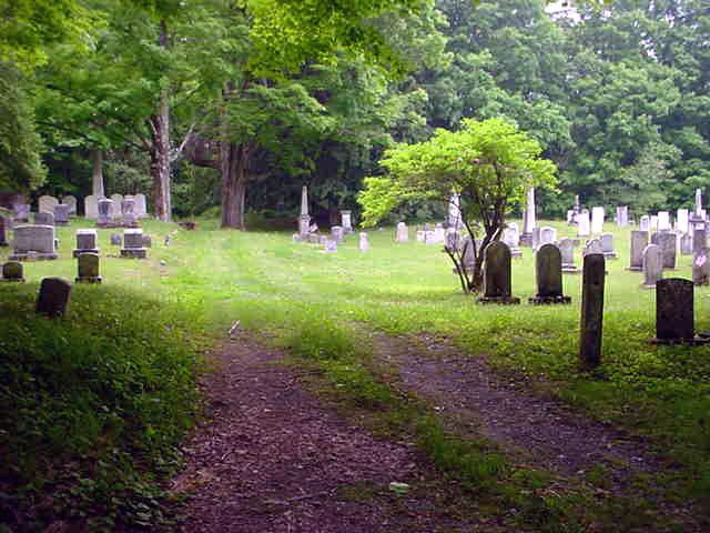 South Argyle Church Cemetery