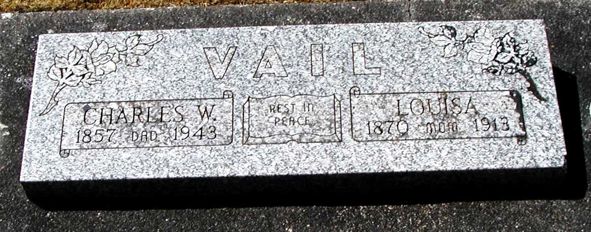 Charles Wilbert Vail