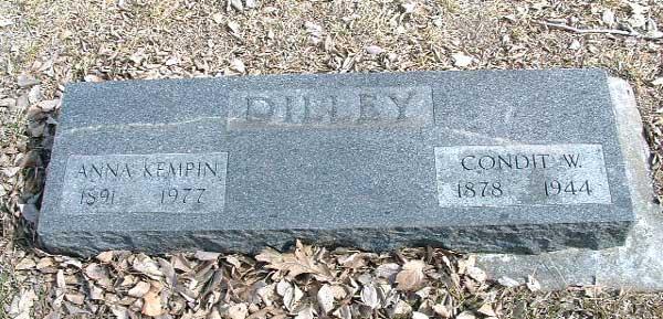 Condit William Dilley