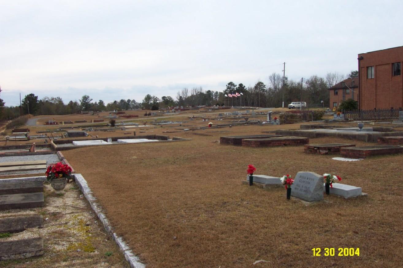 Ladonia Baptist Church Cemetery in Phenix City, Alabama - Find A ...