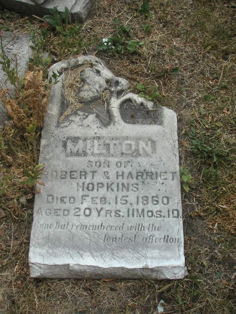 Milton Hopkins