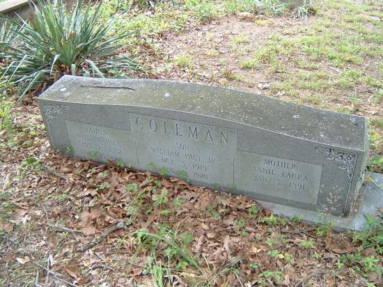 William Paul Coleman, Jr