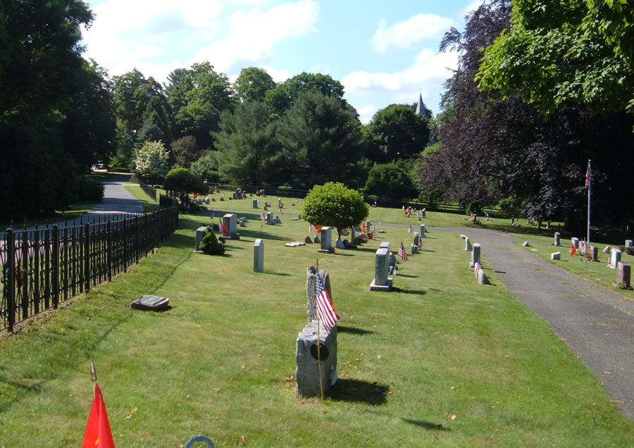 Washington Cemetery On The Green