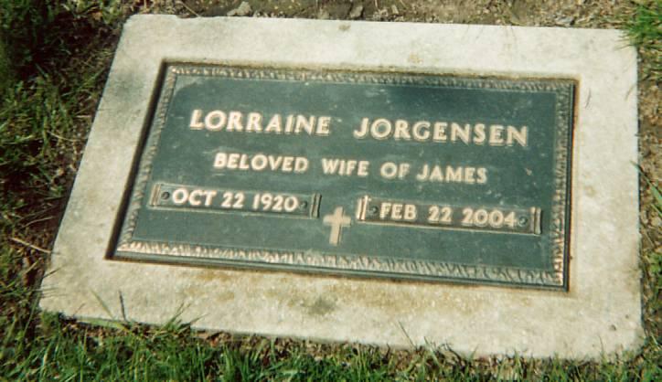 Lorraine <i>Gaffke</i> Jorgensen