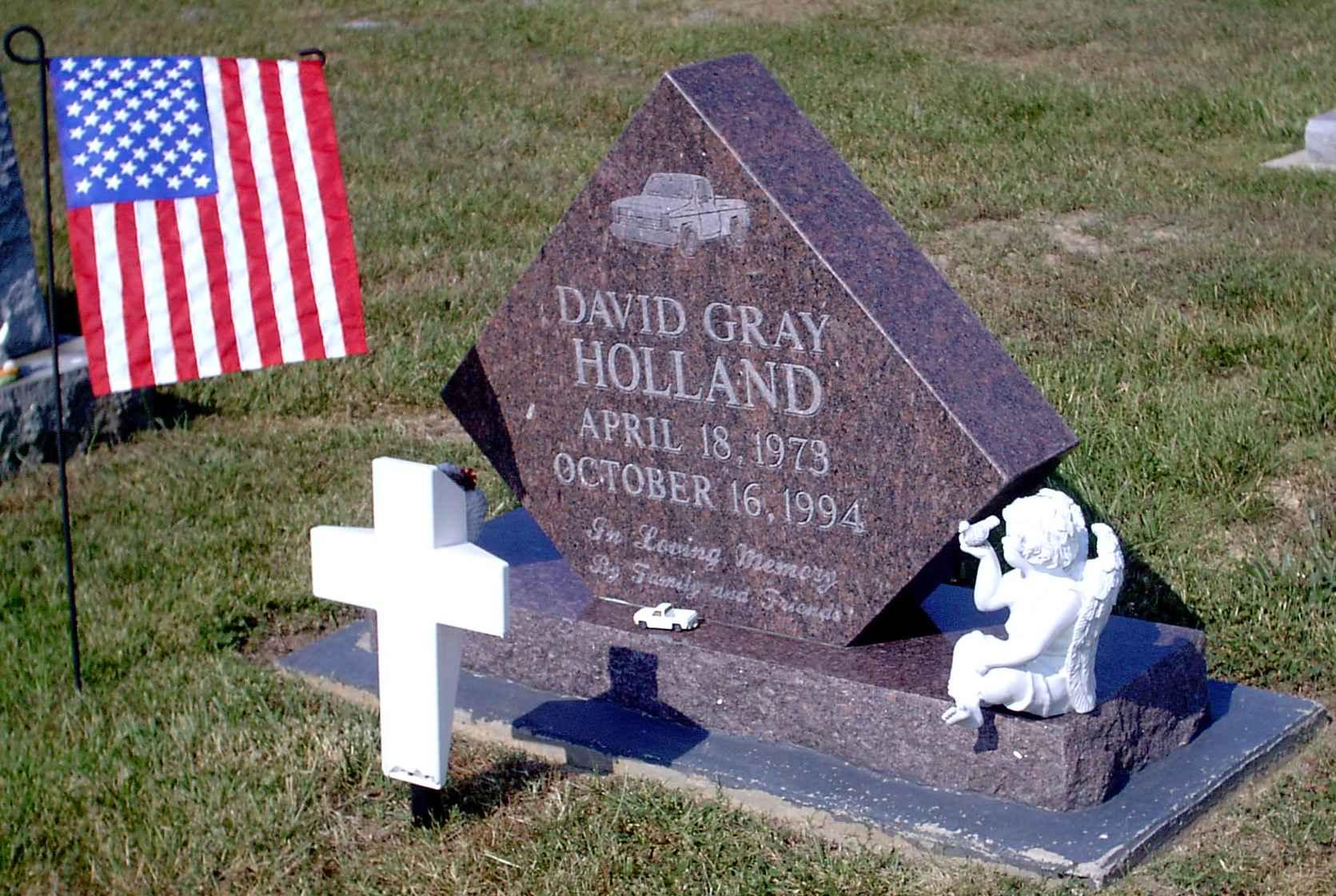 David Gray Holland