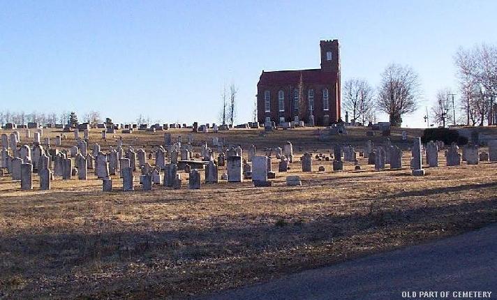Saint John's Gernants Cemetery