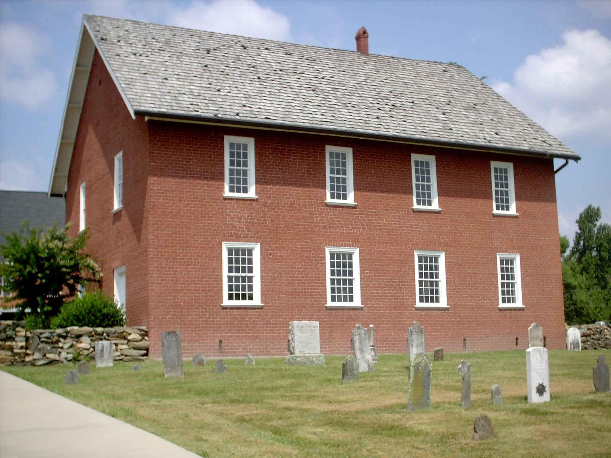 Brick Reformed United Church of Christ Cemetery