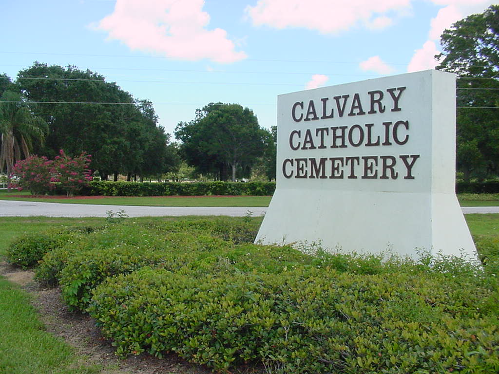 Calvary Catholic Cemetery and Mausoleum