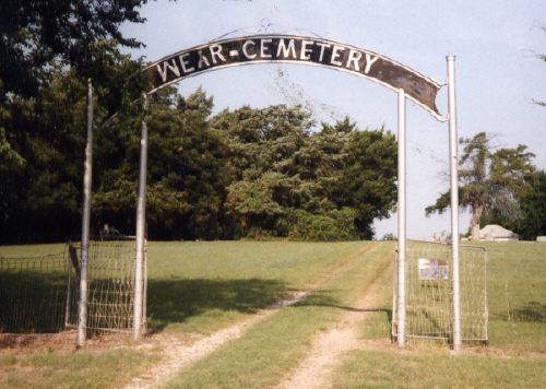 Wear Cemetery