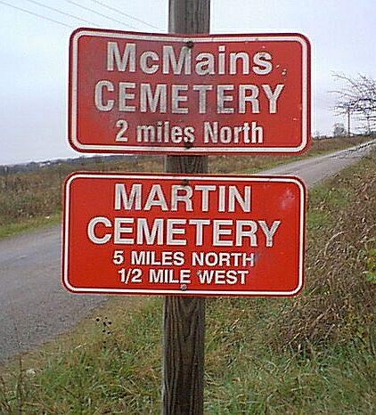 McMains Cemetery