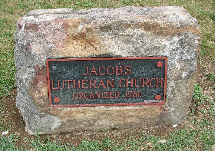 Jacobs Lutheran Church Cemetery