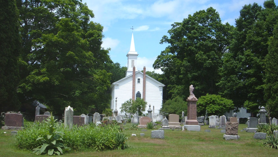 Lyons Plain Cemetery