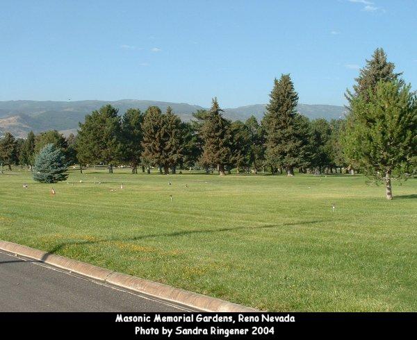 Masonic Memorial Gardens