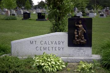Mount Calvary Catholic Cemetery