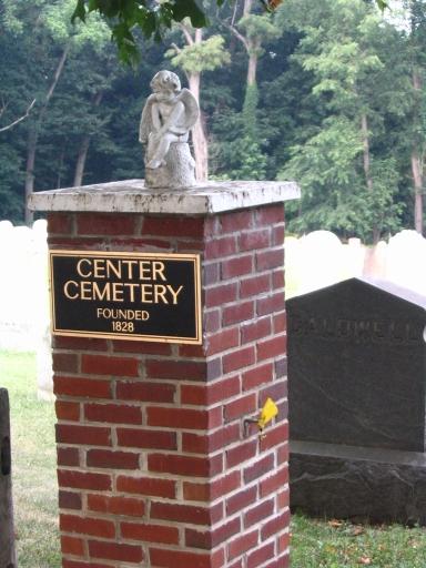 Center Presbyterian Churchyard