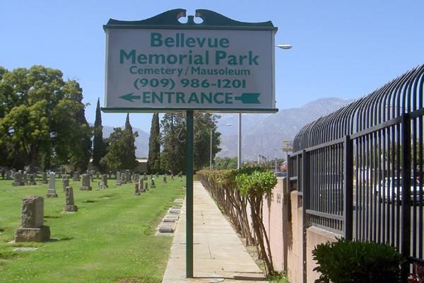 Bellevue Memorial Park