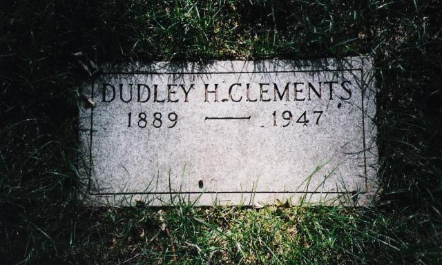 Dudley Clements