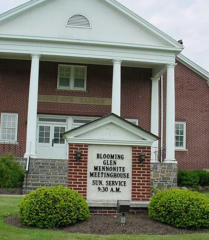 Blooming Glen Mennonite Meetinghouse