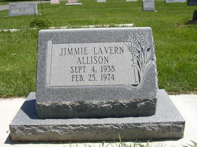 Jimmie LaVern Allison
