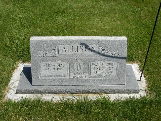 Wayne Lewis Allison