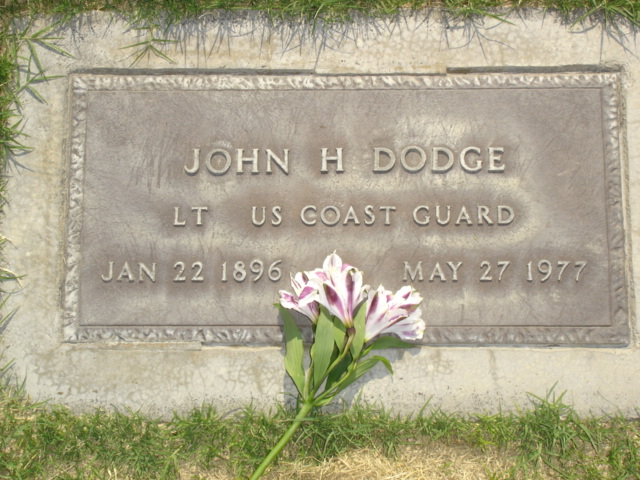 Lieut John Henry Dodge
