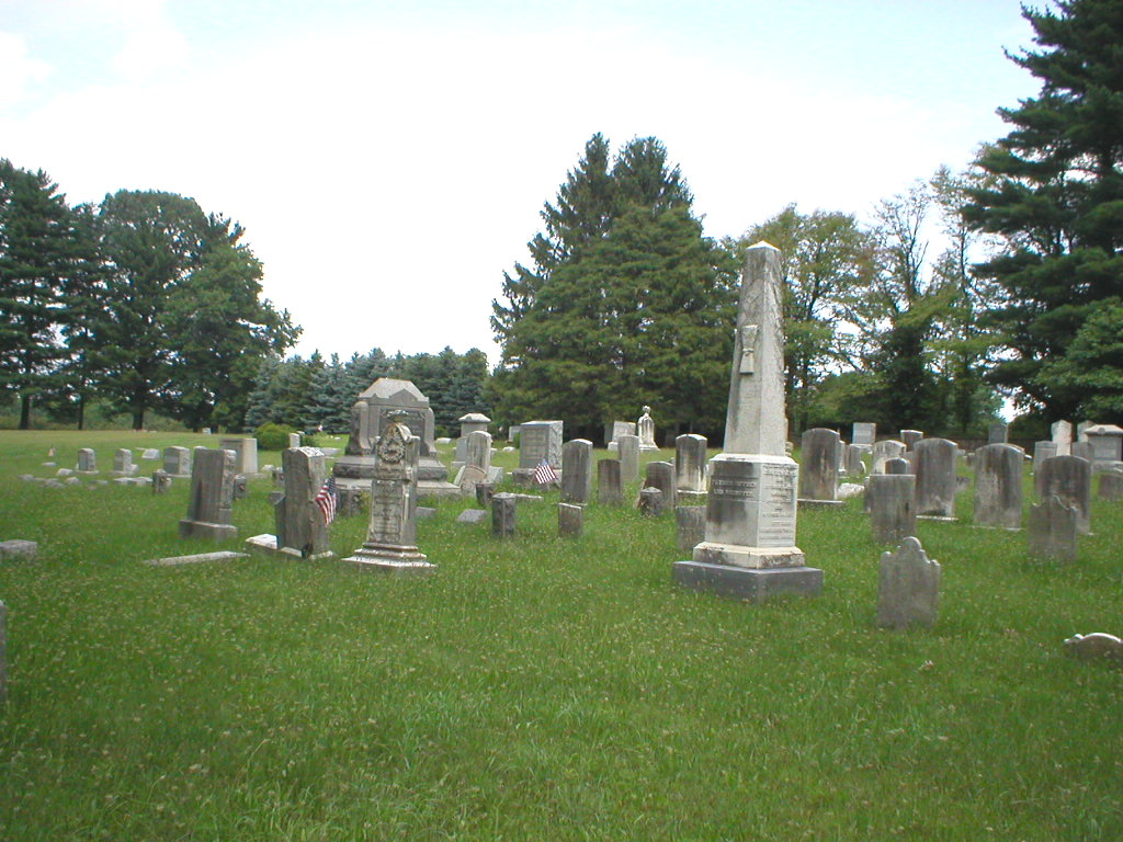 Barber Burying Ground