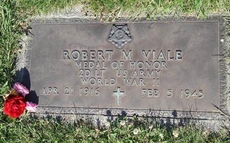 2LT Robert M. Viale