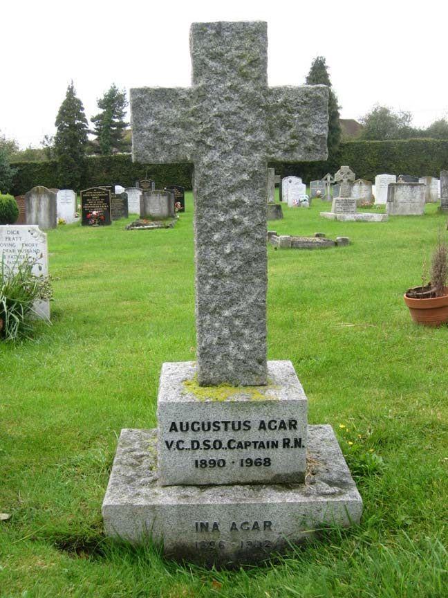 Augustus William Shelton Agar
