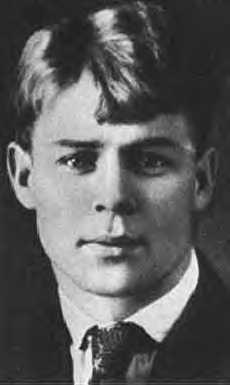 Sergei Yesenin grave