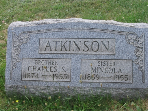 Charles Sumner Atkinson