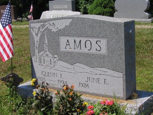 Glenn Irvin Amos