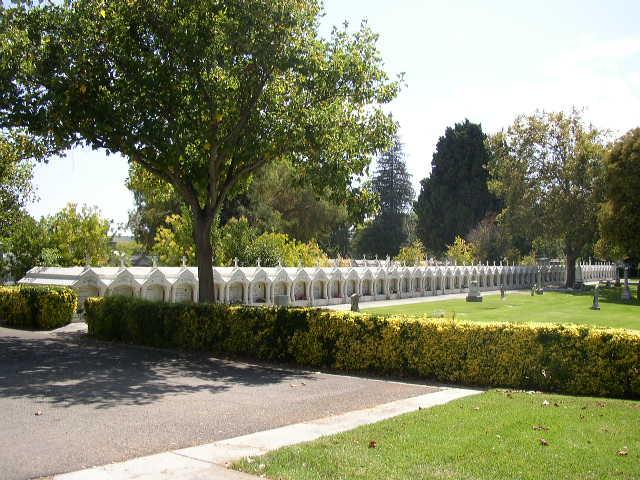 Santa Clara Mission Cemetery