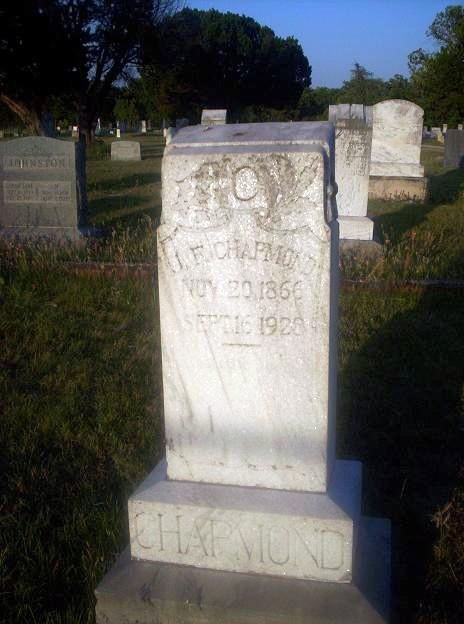 Joseph F. Chapmond