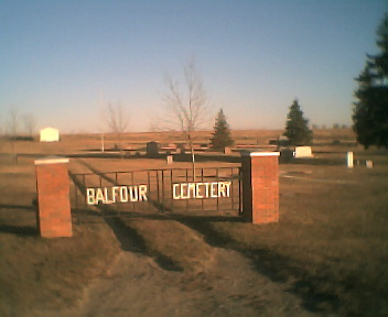 Balfour Cemetery