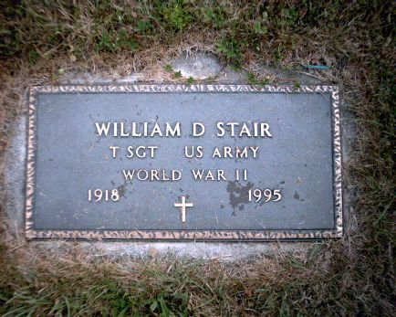 William Dufty Stair