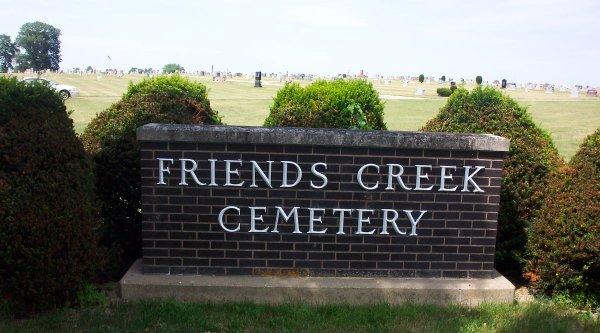 Friends Creek Cemetery