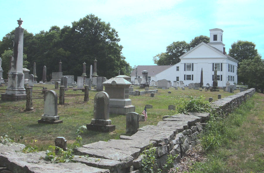 North Lyme Cemetery