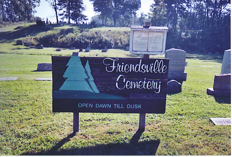 Friendsville Cemetery
