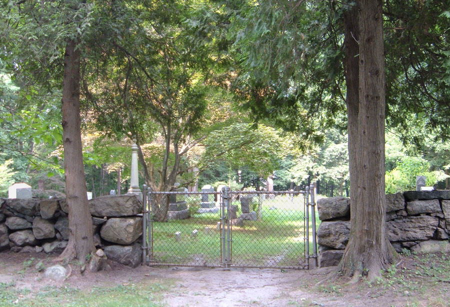 Silvermine Cemetery