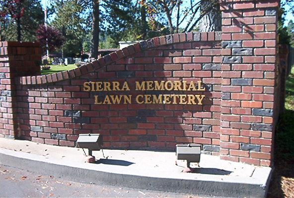 Sierra Memorial Lawn Cemetery