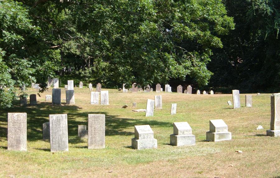 Mullen Hill Cemetery