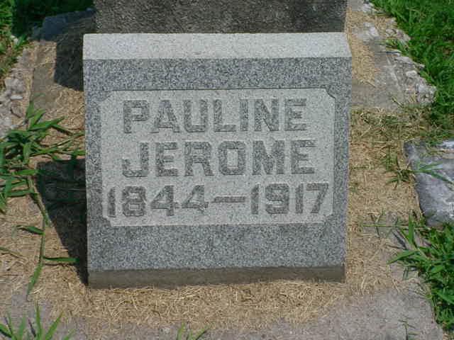 Pauline Jerome